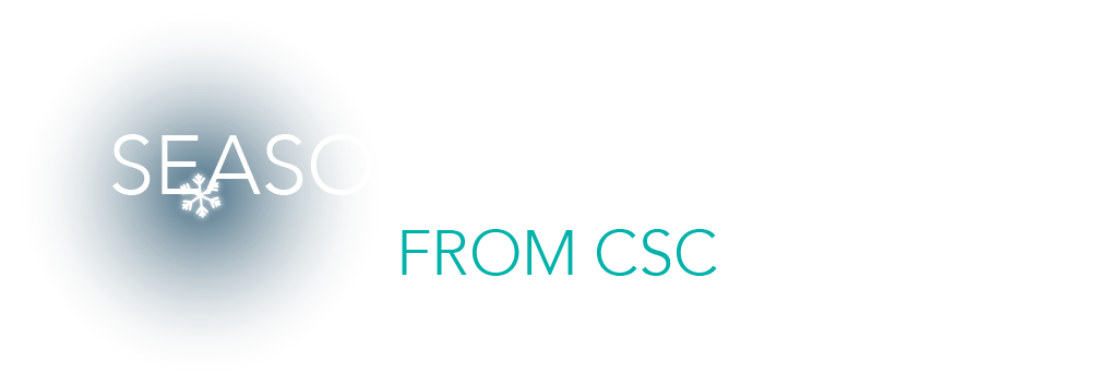 Season's Greetings from CSC