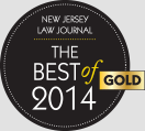 New Jersey Law Journal Award