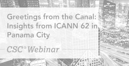 Insights from ICANN 62