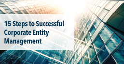 Successful Corporate Entity Management