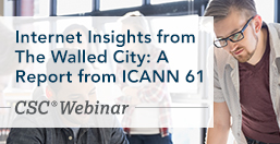 Report from ICANN 61