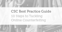 10 Steps to Tackling Online Counterfeiting