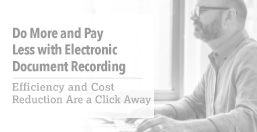 Electronic Document Recording